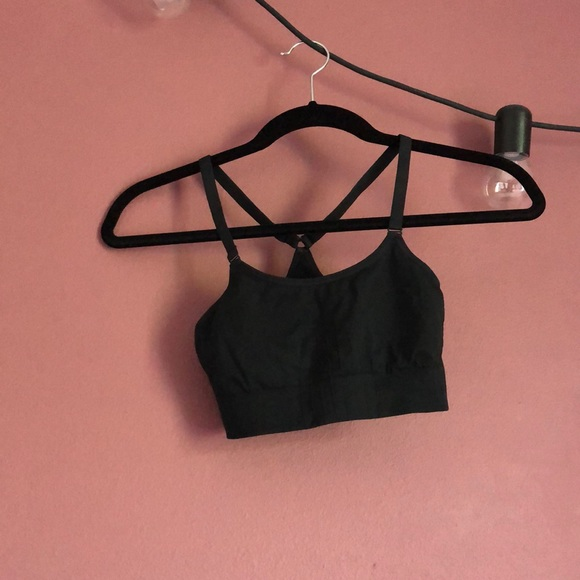 Champion Other - black champion sports bra